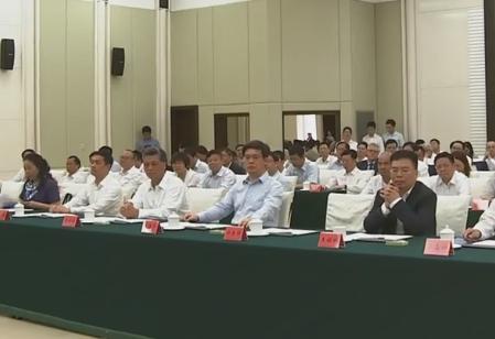 茂名烷烃资源综合利用项目在广州签约 马兴瑞出席签约活动