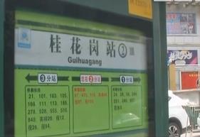 广州重名公交站 身在同名站群中 群站渐欲迷人眼