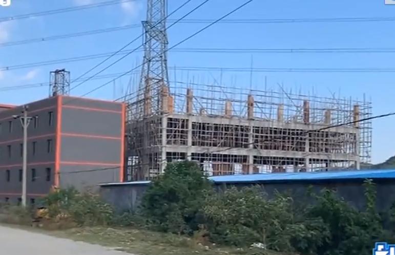 [HD][2019-10-28]社会纵横:惠东吉隆 顶风违建! 三十多亩农业用地盖起多层建筑