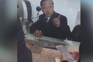 售票员怒斥插队女子 视频拍摄者还原事情经过