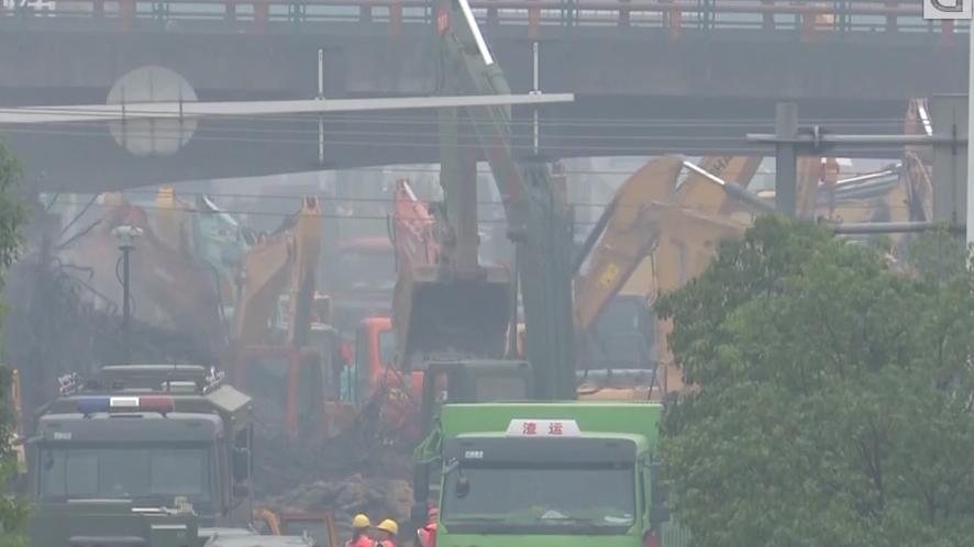 [HD][2019-10-11]今日关注:江苏无锡发生高架桥侧翻事故