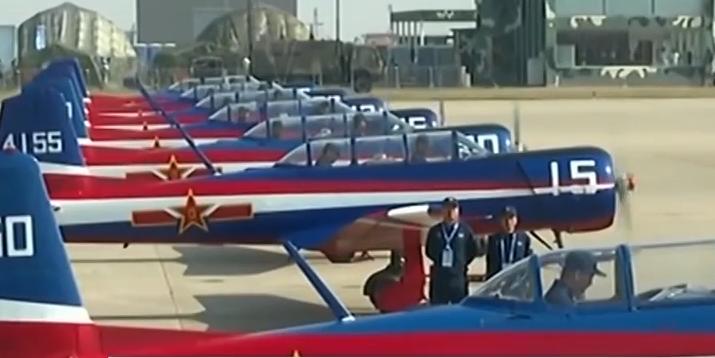 军运会:廖伟华勇夺空军五项飞行项目冠军