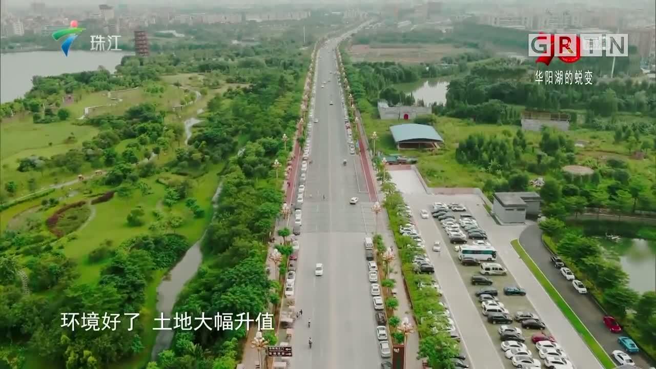 [HD][2019-10-08]我的国 我的家:华阳湖的蜕变