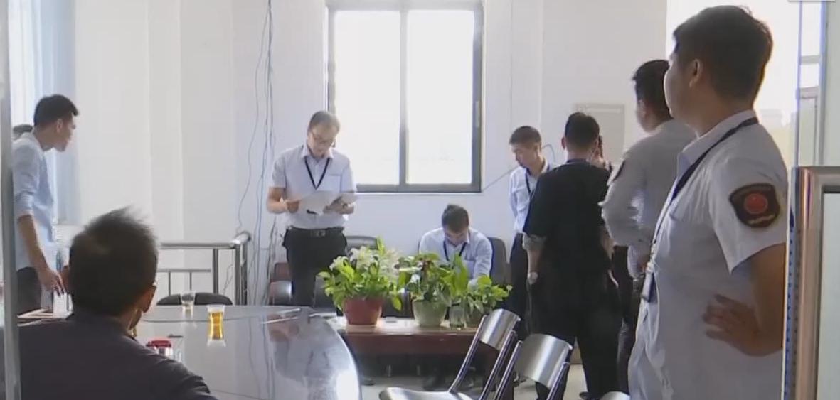 排查消防隐患:广州 一线曝光问题停车场 多部门联合查处