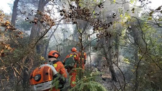 [HD][2019-12-08]今日关注:高明山火昨晚已得控制 现场仍有少量明火