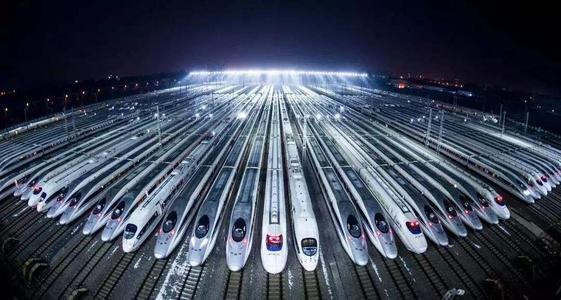 预计发送旅客4.4亿人次!2020年铁路春运运力安排创历年新高