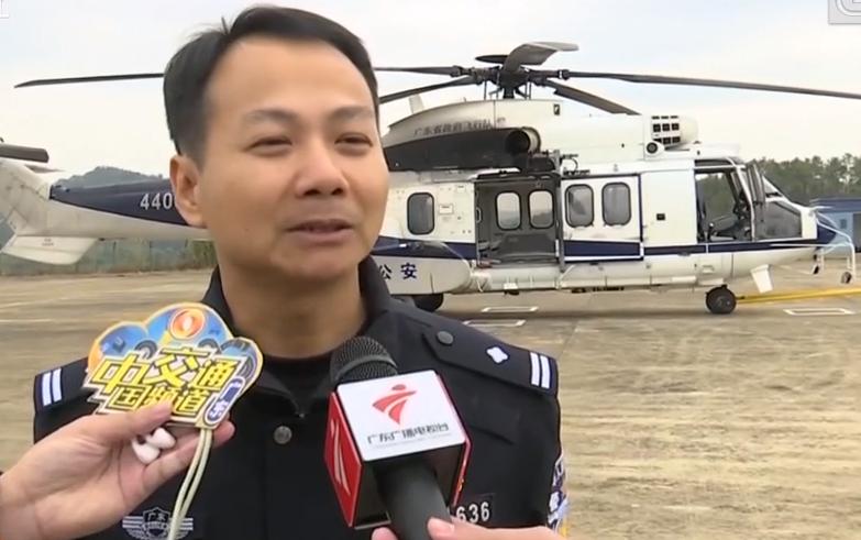 关注春运:直升机巡航 多路段行车缓慢