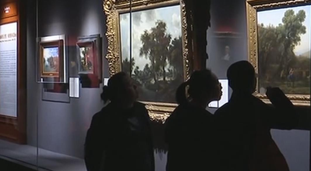 广州:广东省博物馆 欧洲绘画500年展