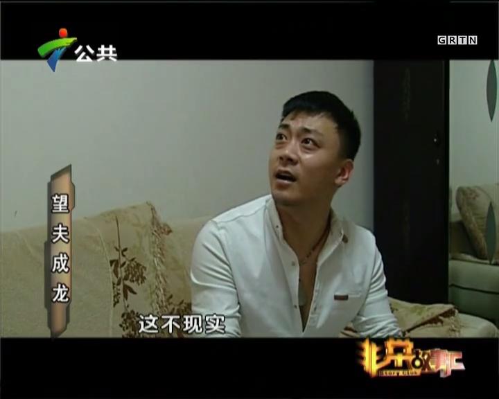 20150728《非常故事汇》:望夫成龙