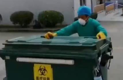 """戰""""疫""""必勝:直擊醫療廢物處置全過程"""