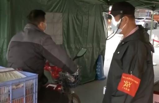 """戰""""疫""""必勝:城中村人流增加 熱感測溫提升效率"""