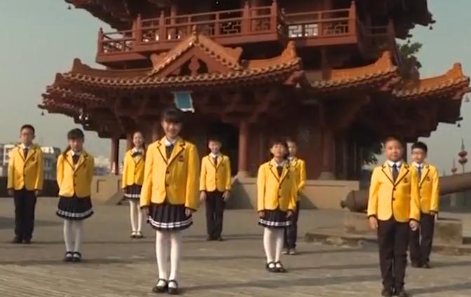 [2020-03-03]南方小记者:肇庆:肇庆站小记者宣誓片开拍