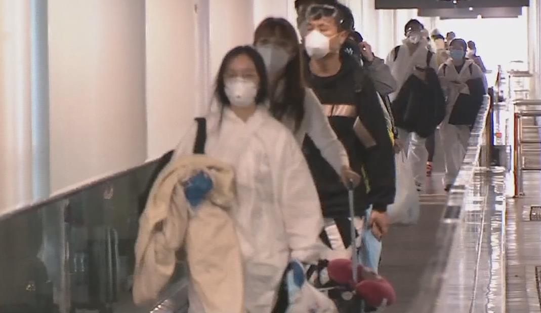 广州海关:进一步严格境外疫情输入防控