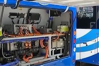 科技廣州 氫燃料電池公交車上線營運