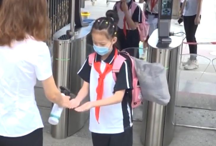 [2020-05-27]南方小记者:顺德小学生全面复课返校