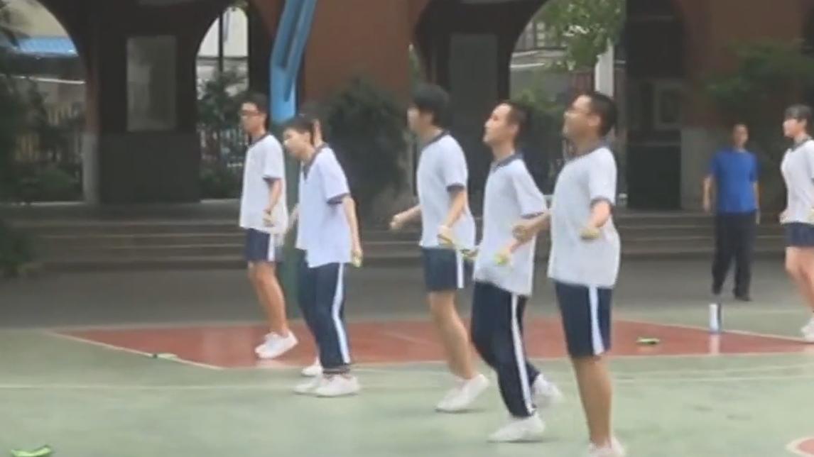 廣州:今年中考體育評分標準出爐