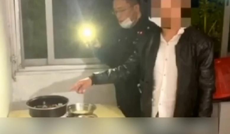 """网红黑天鹅失踪 男子被拘还说""""不好吃"""""""
