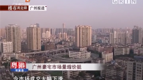广州豪宅市场量缩价挺