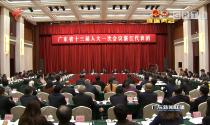 马兴瑞参加省十三届人大一次会议 湛江和茂名代表团审议