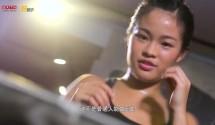 女子格斗第10集-王蕴妮运用溜冰技巧练习拳击