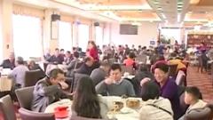 佛山:男子聚餐心脏骤停 酒店员工紧急施救