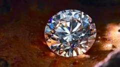 """""""中国制造""""人工钻石寻求开拓消费市场"""