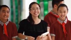 [2019-09-11]南方小记者:广东省名班主任陈冰:阳光下的微笑
