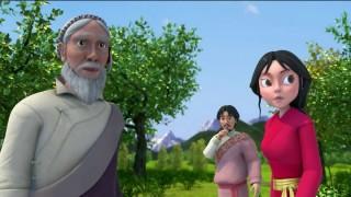 《阿古顿巴的故事》第一季11 山神显灵