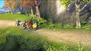 《阿古顿巴的故事》第一季02 雪山神兽