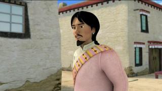 《阿古顿巴的故事》第一季07 阿古顿巴做媒