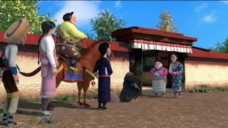 《阿古顿巴的故事》第一季08 狗新郎