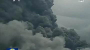 墨西哥科利马火山大规模喷发