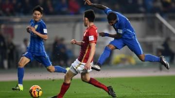 2016年中国足协超级杯(广州恒大淘宝vs江苏苏宁)