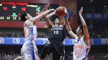 15/16赛季CBA中国男子篮球联赛总决赛第6场(辽宁VS四川)