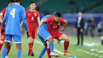 2018年俄罗斯世界杯预选赛亚洲区40强赛(中国vs马尔代夫)