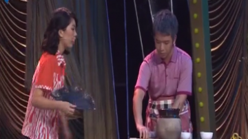 名媛姊妹——《喜剧之王》第11期 华师紫荆剧社团队