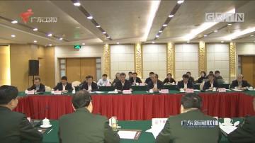 省政府与军事科学院召开座谈会 马兴瑞杨学军出席会议并讲话