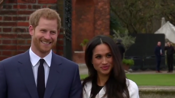 英国王室又添喜事 哈里王子公布婚讯