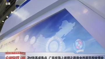 3M体系成焦点  广东省海上丝绸之路商会再度亮相金博会