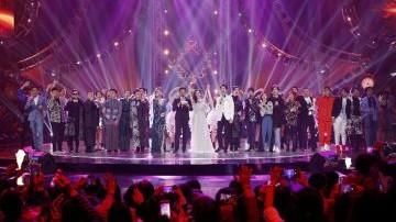 粤语好声音20180120:年度音乐盛典全明星出击  林子祥李克勤对战飙歌