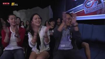 女子格斗第12集-郭思琳闪电获胜