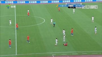 嵩俊闵助攻梅开二度 山东鲁能晋级足协杯4强