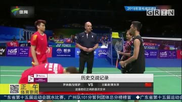 羽毛球世锦赛 何冰娇晋级女单16强