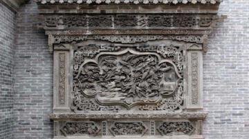 骆骆声学堂:拜师砖雕传人