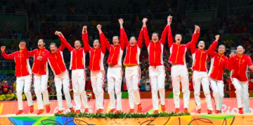 女排世锦赛 中国3:1荷兰