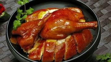 秘制豉油鸡