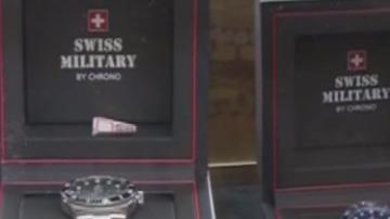 十二个瑞士知名品牌腕表2.5折起