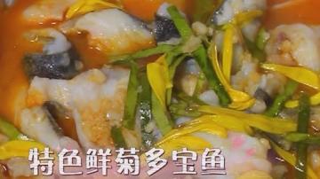 特色鮮菊多寶魚