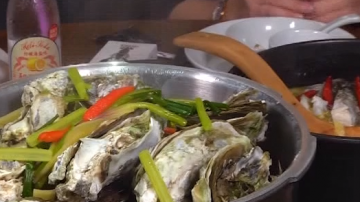 高压锅生蚝
