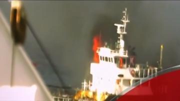[HD][2019-06-12]新聞故事:燃燒的海船